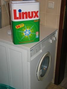 Detergente Linux
